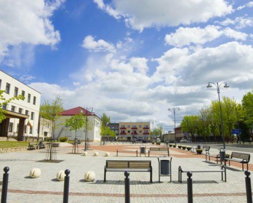 Skuodo centras